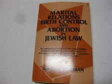 Birth Control in Jewish Law   Marital Relations, Contraception, and Abortion ...
