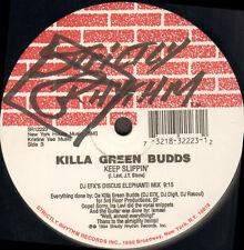 KILLA GREEN BUDDS - Keep Slippin' - Strictly Rhythm