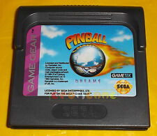 PINBALL DREAMS Sega Game Gear ○○○○○ SOLO CARTUCCIA
