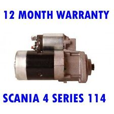 SCANIA 4 SERIES 114 C/340 1998-2015 RMFD STARTER MOTOR 12 MONTH WARRANTY