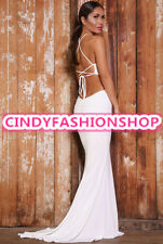 New Personaliz Women Sexy Straps Backless Party Bodycon Evening Prom Long Dress