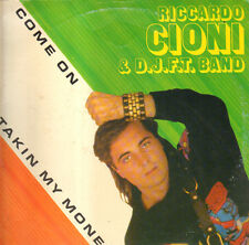 RICCARDO CIONI & D.J.F.T. BAND - Come On / Takin My Money - Master Dee Jay