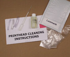 LEXMARK Printhead & Inkjet Cleaning Kit (Includes Tools and Instructions) 2070QH