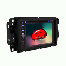 GPS Radio Bluetooth Universal Android Navigation System For 2013+ Chevy Traverse