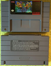 Secret of Mana II 2 (English) SNES Super Nintendo