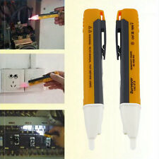 LED Light AC Electric Voltage Tester Volt Alert Pen Detector Sensor 90~1000V IC