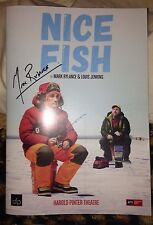 Mark Rylance Signed Nice Fish Theatre Programme The BFG & Bridge Of Spies