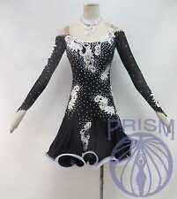 B13365 lady ballroom salsa latin samba rumba chacha rhythm dance dress