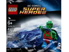 SUPER HEROES Lego 5002126 DC Comics Martian Manhunter Promo NEW sealed Polybag