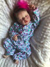 Reborn Baby Girl Twin B By Bonnie Brown 17 Inches 4lbs 15oz