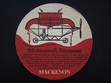 MACKESON AT A TIME LIKE THIS No 9 OF 12 1911 HOVERCRAFT FORERUNNER COASTER