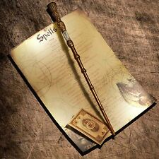 Dumbledore Elder wand with amazing spell sheet