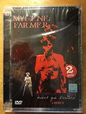 Mylene Farmer Avant que L'ombre LIVE 2 PAL DVDs  Russian Version - NEW
