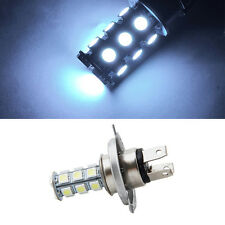 7000K 12V White RV Camper Headlight H4 5050 18-LED Light Bulbs Backup Reverse