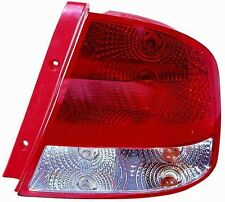 2004-2006 Chevrolet Aveo Sedan New Left/Driver Side Tail Light Assembly