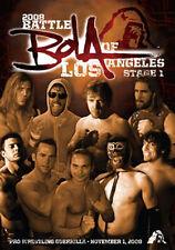 Pro Wrestling Guerrilla BOLA 2008 Stage 1, Battle of Los Angeles El Generico ROH