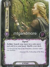 Lord of the Rings LCG  - 1x Dunedain Message  #056 - Across the Ettenmoors