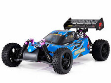 Redact Racing Shockwave Nitro Gas 4wd Off Road RC Remote Buggy RTR Truck Car BLE