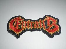 ENTRAILS DEATH METAL EMBROIDERED PATCH