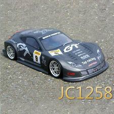 RC 1:10 Scale On-Road Drift Car Painted PVC Body Shell 190MM,Body Shell