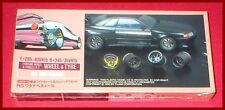 Fujimi Wheel & Tire Set RS Watanabe #2 1/24 Model Kit