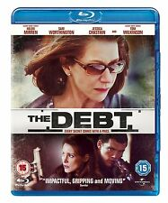 The Debt [Blu-ray] [Region Free]  Brand new and sealed