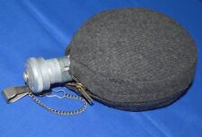 Bulgarian Army Aluminium WATER BOTTLE Flask CANTEEN Wool Cover