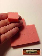 M00961 MOREZMORE 9 Mini Buffing Sponge Block Abrasive Clay Polish Sanding T20