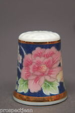 TCC Dai Ichi Japan Peony China Thimble B/148