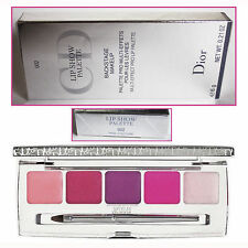 Genuine CDior BACKSTAGE LIP SHOW LIP PALETTE 002 in Pink Couture ~Discontinued