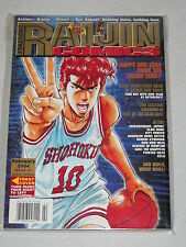 RAIJIN COMICS #41 JAPANESE MANGA MAGAZINE FEBRUARY 2004
