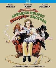 The Adventures of Sherlock Holmes Smarter Brother - 1975 (Blu-ray) Gene Wilder