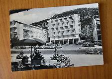 CARTOLINA SAVONA VARIGOTTI HOTEL PLAZA VIAGGIATA 1953 SUBALPINA
