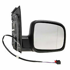 VW CADDY 2004-2010 ELECTRIC  DOOR WING MIRROR  RH RIGHT O/S OFF SIDE DRIVER SIDE