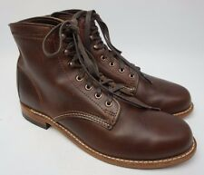 Wolverine 1000 Mile Brown Leather Boots Size 9 D $350
