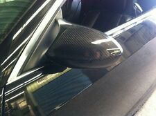 BMW CF CARBON FIBER FULL REPLACEMENT (1X1 WEAVE) MIRROR COVERS FÜR E92 M3