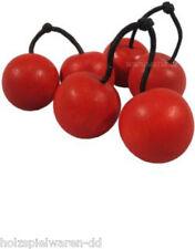 Estia 600223 rouge Cerises 1 paire bois pour boutique/Cuisine pour enfants #