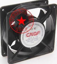 Original CNDF AC fan TA12038HSL-2 AC220V  2 months warranty 120*120*38