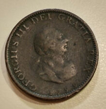 1799 1 Farthing Coin by Great Britain King George III
