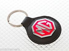 Richbrook MG Logo Leather Key Ring / Fob 4800.60 Free Delivery
