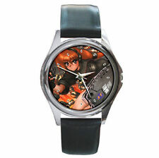 Anime Masamune Shirow ultimate power leather watch
