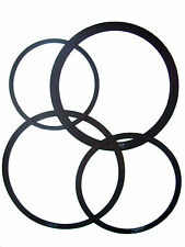 FLO-RINGS tone control rings for drums, mufflers, silencers - REDUCED WIDTH!