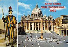 BT1508 roma piazza s pietro anno santo dell redenzione 1983  italy