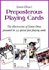 Preposterous Card Game  Playing Cards New