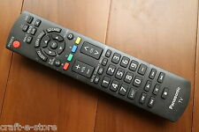 GENUINE Panasonic TV Remote Control N2QAYB000485