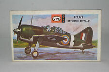 UPC F2A2 BREWSTER BUFFALO, 1:72 SCALE, BOXED