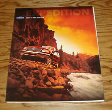 Original 2000 Ford Expedition Foldout Sales Brochure 00