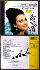 Cheryl STUDER & Ion MARIN Signiert AVE MARIA Schubert Gounod Faure Bach Bruch CD
