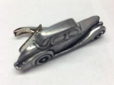 Riley RM ref210 pewter effect car emblem on a Tie Clip 4cm