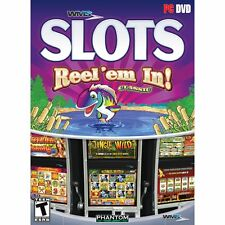 WMS Slots Reel 'Em In! PC Games Windows 10 8 7 casino hot hot penny jungle wild